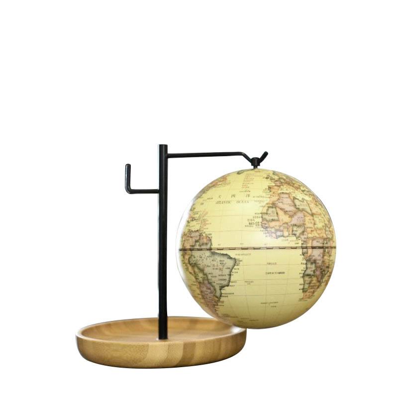 5英寸(13cm)吊饰仿古款触控灯地球仪